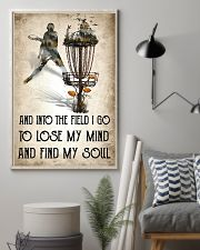 Disc golf Lose My Mind Poster 11x17 Poster lifestyle-poster-1