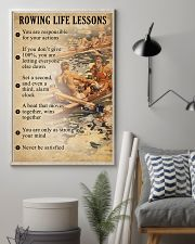 Rowing Life Lessons 11x17 Poster lifestyle-poster-1