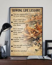 Rowing Life Lessons 11x17 Poster lifestyle-poster-2