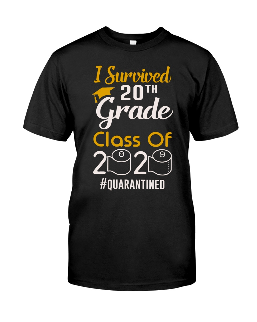 20th Survived Grade Classic T-Shirt