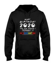 31 May birthday color Hooded Sweatshirt thumbnail
