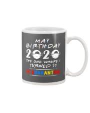 31 May birthday color Mug thumbnail