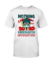 Kindergarten Boy Nothing Stop Classic T-Shirt thumbnail