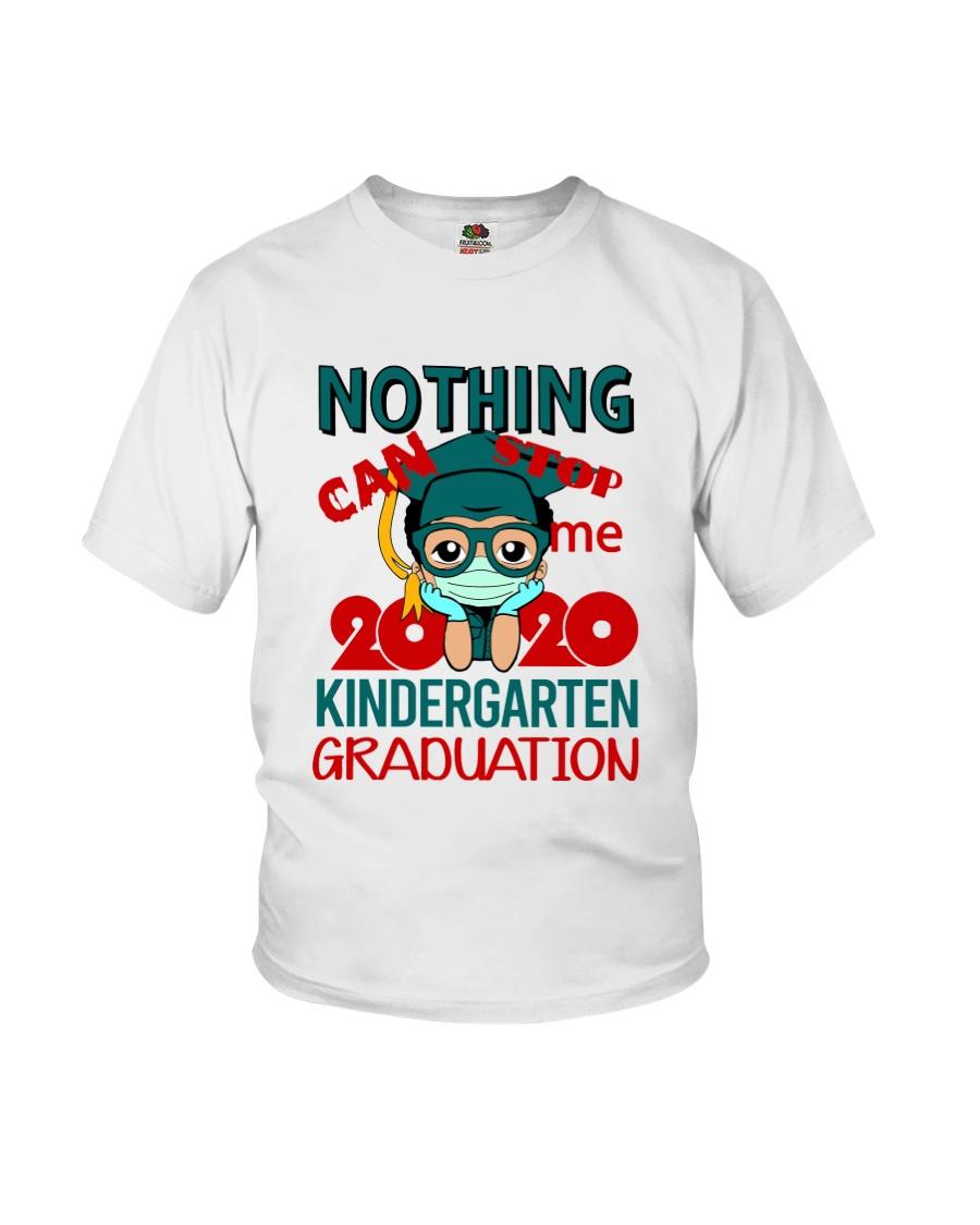 Kindergarten Boy Nothing Stop Youth T-Shirt