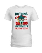 Kindergarten Boy Nothing Stop Ladies T-Shirt thumbnail