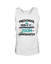 Preschool Into Zooming Unisex Tank thumbnail