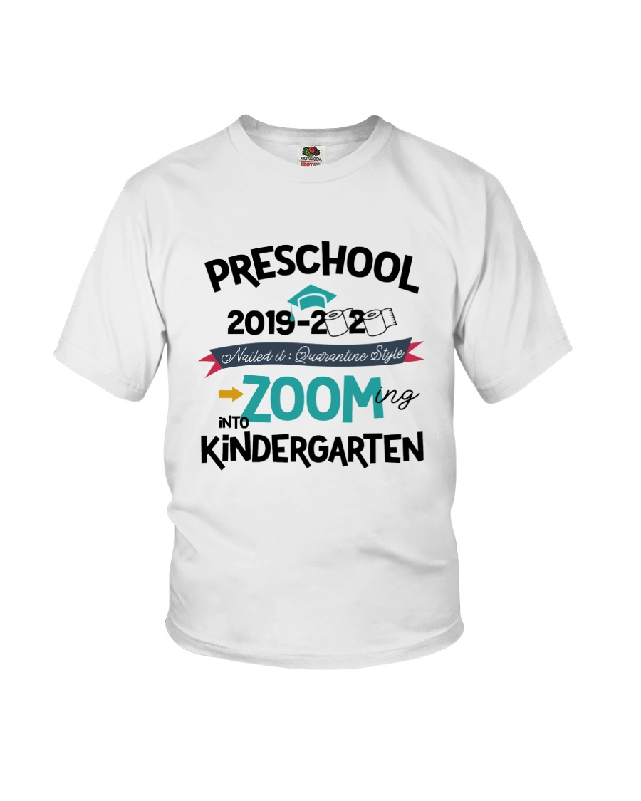 Preschool Into Zooming Youth T-Shirt