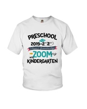 Preschool Into Zooming Youth T-Shirt front