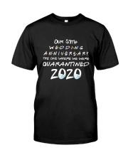59th Wedding anniversary Classic T-Shirt front