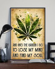 Weed Lose My Mind 11x17 Poster lifestyle-poster-2