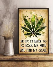 Weed Lose My Mind 11x17 Poster lifestyle-poster-3