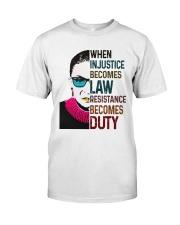 FM-H-2207204-TT-RBG when injustice Classic T-Shirt thumbnail