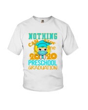 Blonde girl Preschool Nothing Stop Youth T-Shirt front