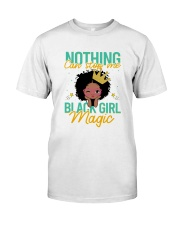 Nothing can stop me black magic Classic T-Shirt thumbnail