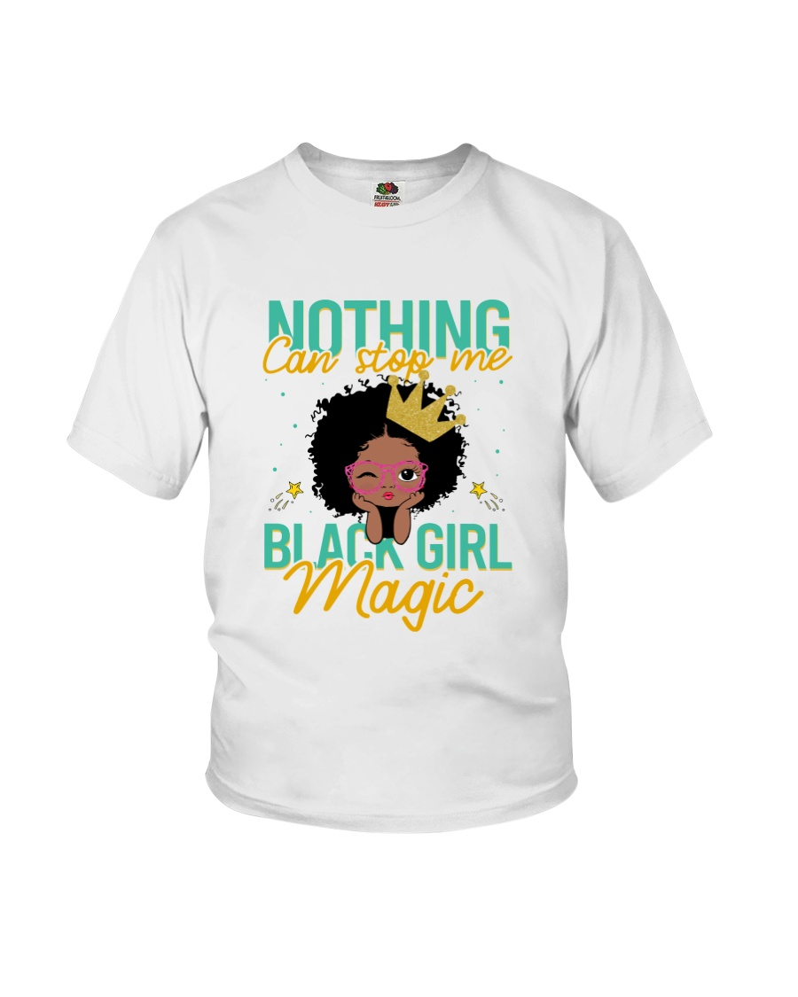 Nothing can stop me black magic Youth T-Shirt