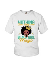Nothing can stop me black magic Youth T-Shirt front