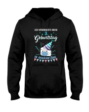 3 GermanySpent Birthday Hooded Sweatshirt thumbnail