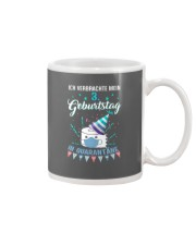 3 GermanySpent Birthday Mug tile