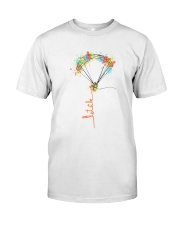 Let it be Paragliding Classic T-Shirt front