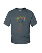 Let it be Paragliding Youth T-Shirt thumbnail