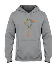Let it be Paragliding Hooded Sweatshirt thumbnail