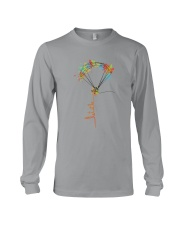 Let it be Paragliding Long Sleeve Tee thumbnail