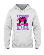 Girl 1st grade Nothing Stop Hooded Sweatshirt thumbnail
