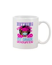 Girl 1st grade Nothing Stop Mug thumbnail
