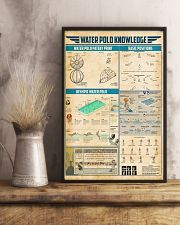 Water polo knowledge 11x17 Poster lifestyle-poster-3