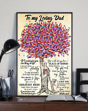 Daughter To Dad 11x17 Poster lifestyle-poster-2