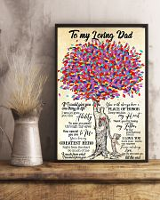 Daughter To Dad 11x17 Poster lifestyle-poster-3