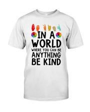 In a world Classic T-Shirt thumbnail