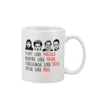 RBG Frida Kahlo inspire Mug thumbnail