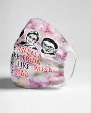 RBG Frida Kahlo inspire Cloth face mask aos-face-mask-lifestyle-21