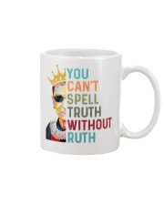 RBG cant spell truth Mug thumbnail