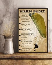 Paragliding Life Lessons 11x17 Poster lifestyle-poster-3