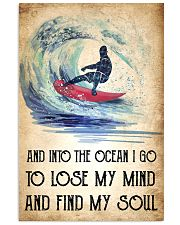 Surfing Lose My Mind Poster 11x17 Poster front