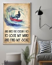 Surfing Lose My Mind Poster 11x17 Poster lifestyle-poster-1