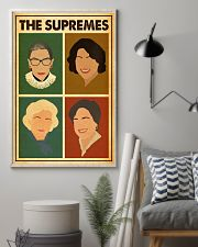 Retro The Supremes 11x17 Poster lifestyle-poster-1