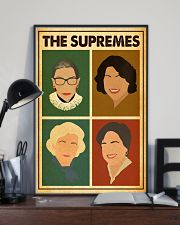 Retro The Supremes 11x17 Poster lifestyle-poster-2