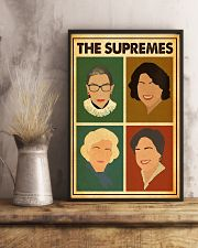 Retro The Supremes 11x17 Poster lifestyle-poster-3