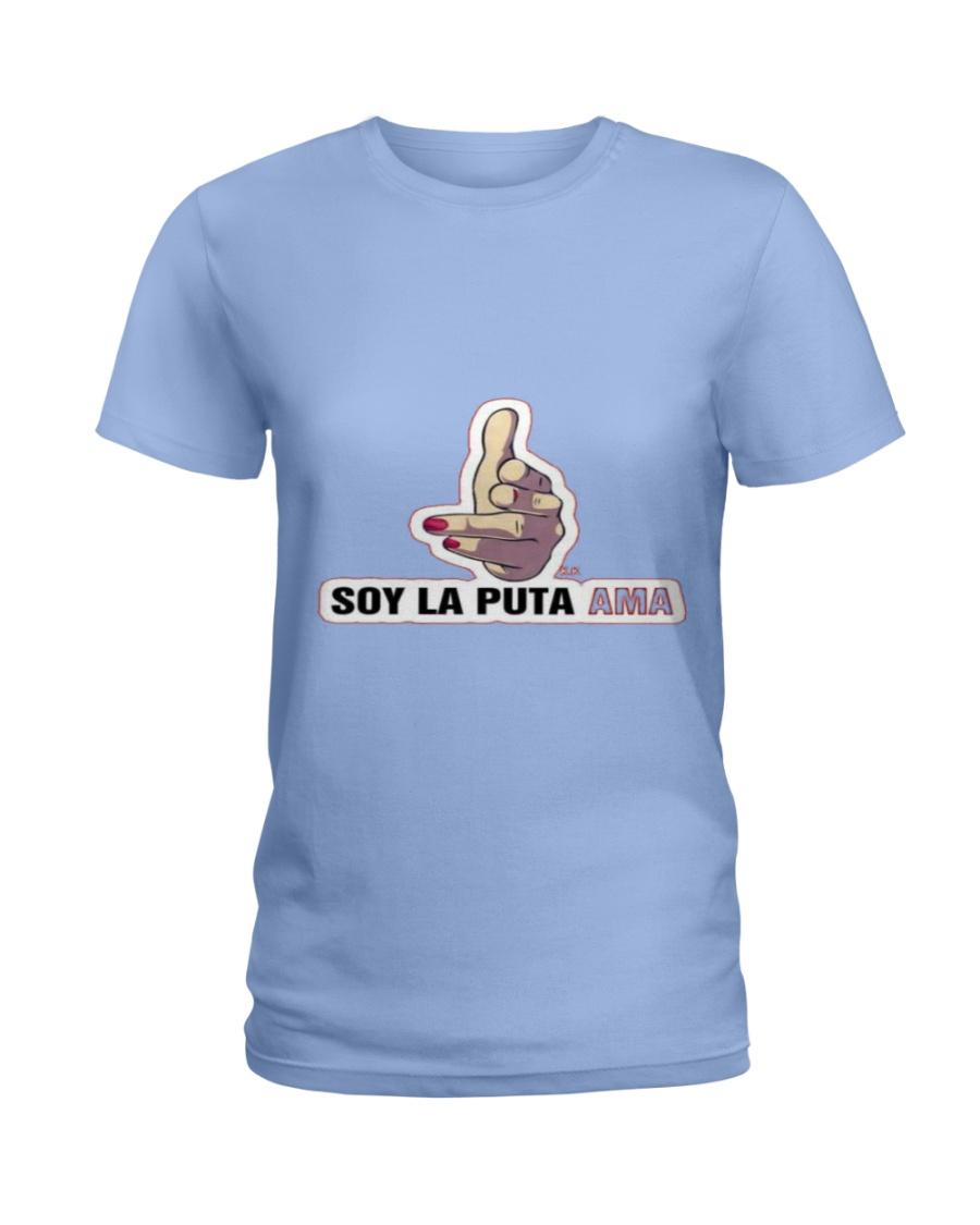soy la puta ama La Casa De Papel Ladies T-Shirt