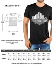Lost In Ohio  - Skyline Edition Classic T-Shirt custom-t-shirts-classic-lifestyle-front-198