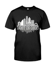 Lost In Ohio  - Skyline Edition Classic T-Shirt front