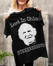 Lost In Ohio - STEEEEEEEVE Classic T-Shirt apparel-classic-tshirt-lifestyle-front-117