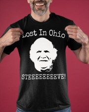 Lost In Ohio - STEEEEEEEVE Classic T-Shirt apparel-classic-tshirt-lifestyle-front-181