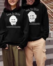 Lost In Ohio - STEEEEEEEVE Hooded Sweatshirt apparel-hooded-sweatshirt-lifestyle-front-146