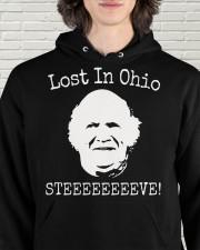 Lost In Ohio - STEEEEEEEVE Hooded Sweatshirt apparel-hooded-sweatshirt-lifestyle-front-57