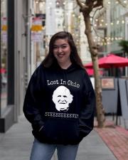 Lost In Ohio - STEEEEEEEVE Hooded Sweatshirt lifestyle-unisex-hoodie-front-2