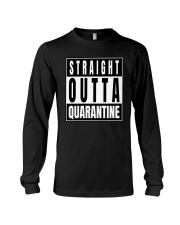 Straight Outta Quarantine Freedom Edition Long Sleeve Tee thumbnail